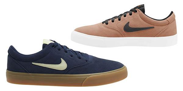 zapatillas Nike SB Suede diseño casual oferta