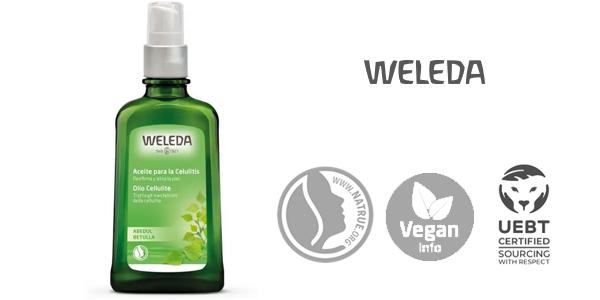 Aceite De Abedul Weleda Para La Celulitis chollo en Druni