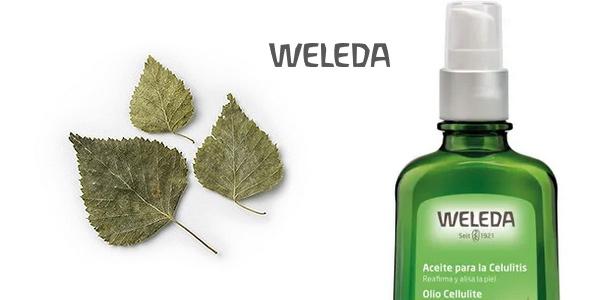 Aceite De Abedul Weleda Para La Celulitis barato en Druni