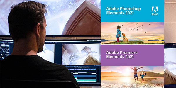 Photoshop Elements 2021 & Premiere Elements 2021