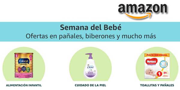 Amazon Semana del bebé