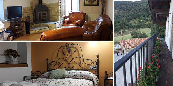 Apartamento rural Etxeberri chollo cerca de Pamplona