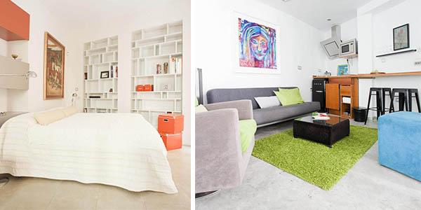 apartamento en Sevilla alojamiento barato para grupos y parejas