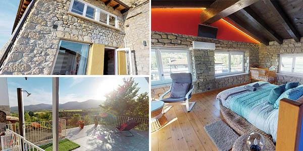 apartamentos La Abadía en Graus Huesca chollo escapada