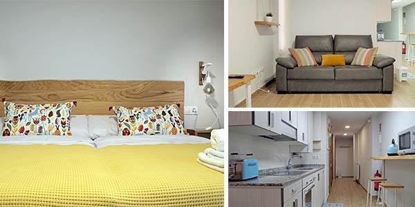 Apartamentos Estella-Lizarra chollo alojamiento para grupos o familias