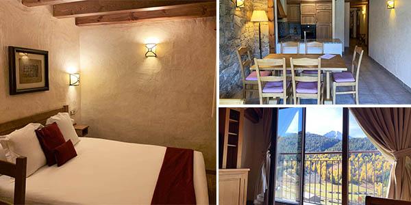 apartamentos Els Llacs de Andorra relación calidad-precio alta