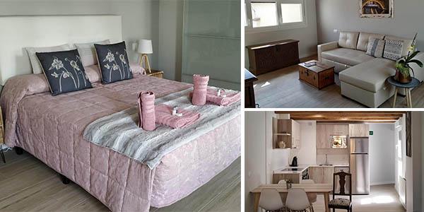Apartamentos Terraza Ega Estella-Lizarra relación calidad-precio estupenda