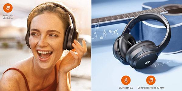 Auriculares Inalambricos Bluetooth TaoTronics TT-BH090 ES chollazo en Amazon
