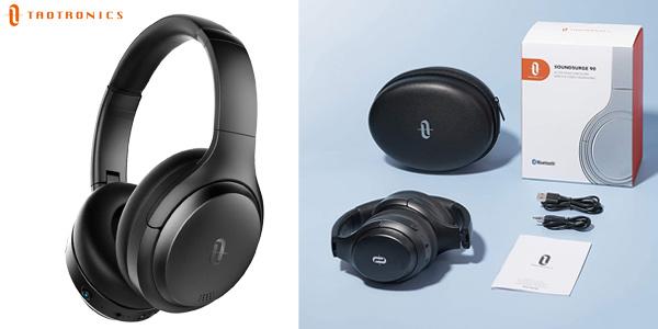 Auriculares Inalambricos Bluetooth TaoTronics TT-BH090 ES baratos en Amazon