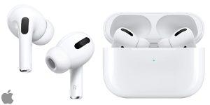 Auriculares inalámbricos Apple AirPods Pro baratos en Amazon