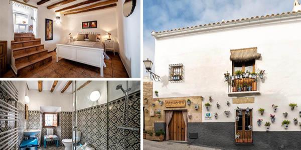 B&B Atelier 88 Boutique Alcalá la Real ruta por el Califato relación calidad-precio estupenda