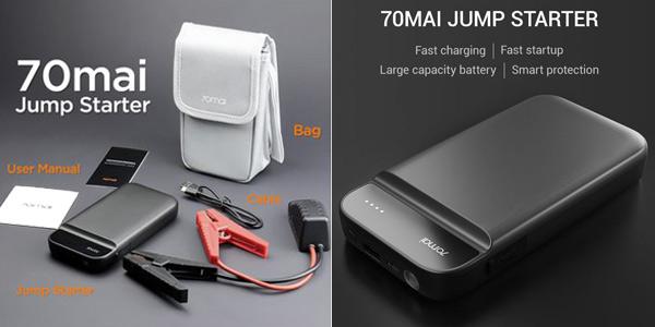 Batería de arranque de coche 7MAI de 11100 mah barata en AliExpress