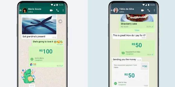Bizum WhatsApp para pagar con teléfono móvil