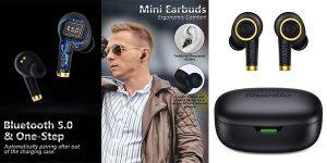 Bluedio P auriculares por Bluetooth chollo