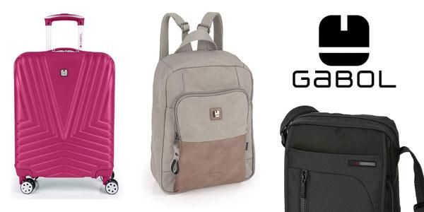 Bolsos y maletas Gabol en oferta en Amazon