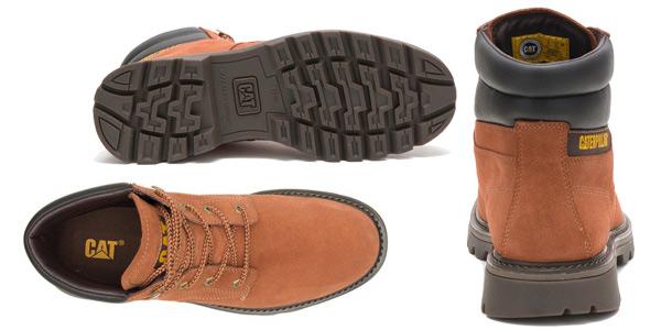 Botas de cordones Cat Footwear Quadrate para hombre chollo en Amazon