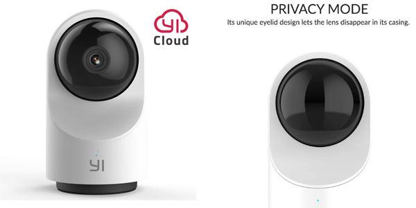 Cámara de vigilancia IP Xiaomi Yi Dome X barata en Amazon