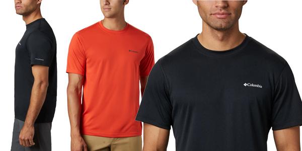 Camiseta Columbia Zero Rules para hombre barata en Amazon