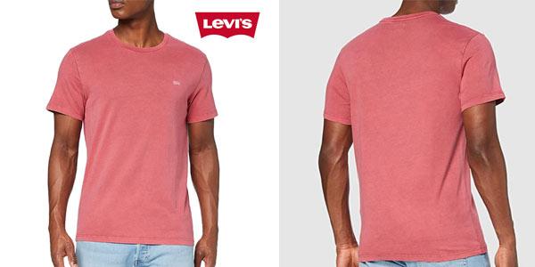 Camiseta manga corta Levi's Original Tee para hombre barata en Amazon