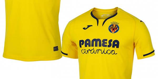 camiseta oficial Villarreal 2019-2020 oferta