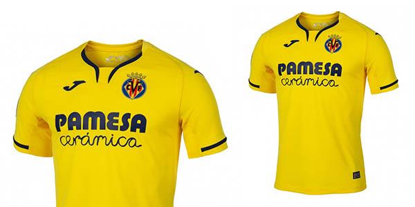 camiseta Villarreal oficial temporada 2019-2020 chollo