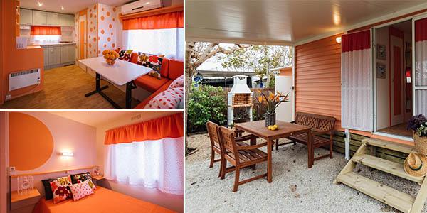 Camping Miramar apartamentos autocaravanas baratos en Tarragona