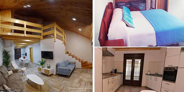 Casa Burgas en Pontevedra alojamiento para grupos barato