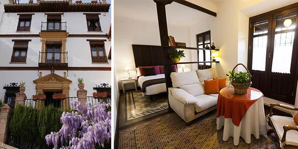 Casa Cantaor estudio barato en Granada para hacer la Ruta del Califato