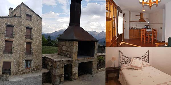 Casa Simón alojamiento para grupos en el Pirineo aragonés a precio de chollo