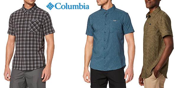 Columbia Triple Canyon camisa barata