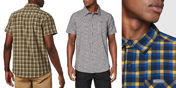 Columbia Triple Canyon camisa casual para hombre a precio de chollo
