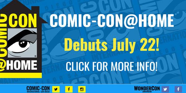 La Comic-Con 2020 será gratis y online para todo el mundo