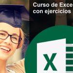 Curso de Excel con ejercicios prácticos gratis en Udemy