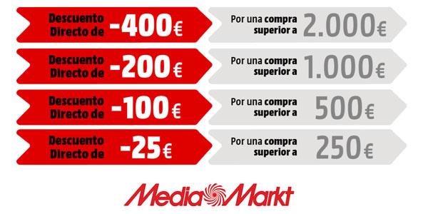 Descuento Directo en Media Markt junio 2020