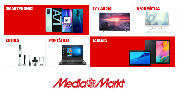 Descuento Directo en Media Markt tienda y web