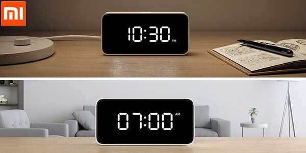Reloj Xiaomi despertador