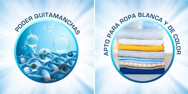 Envase 40 dosis Colon Limpieza Impecable Detergente Líquido chollo en Amazon