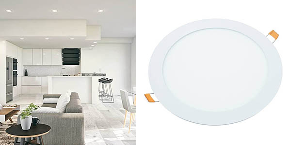 downlights empotrables Jandei pack a precio de chollo