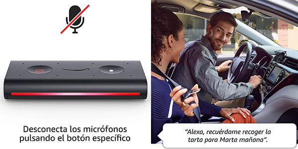 Echo Auto Alexa dispositivo para el coche inteligente barato