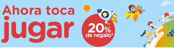 El Corte Inglés promoción en juguetes junio 2020