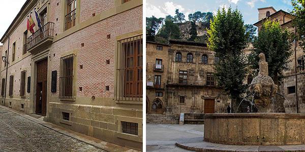 escapada a Estella-Lizarra con alojamientos baratos