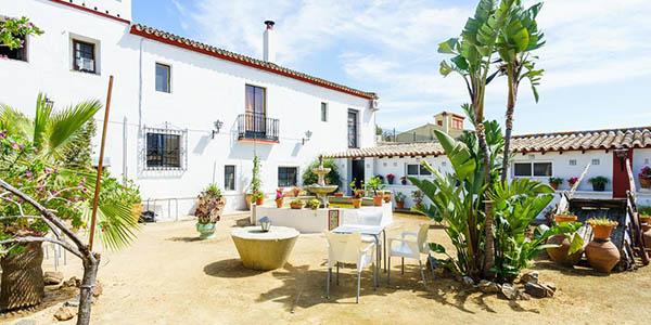 escapada rural a Sevilla en hotel OYO chollo