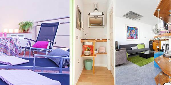 escapada a Sevilla en apartamento céntrico Singular Arena oferta