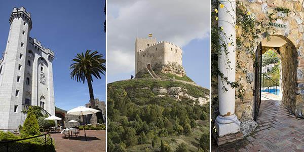escapadas con encanto a hoteles-castillo