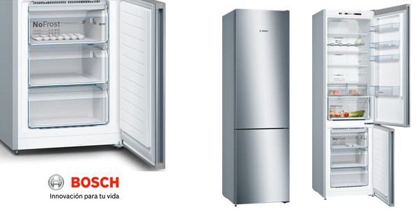 Frigorífico combi Bosch KGN39VI45 No Frost Total barato en El Corte Inglés