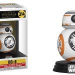 Funko Pop Star Wars The rise Skywalker BB8 figura chollo