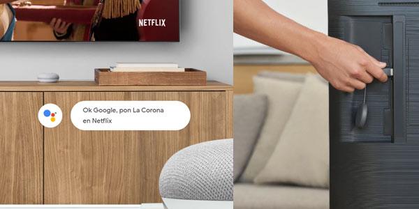 Google Chromecast 3 en oferta
