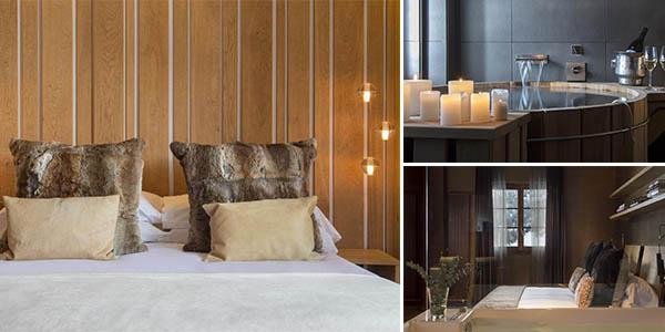 Grau Roig en Andorra hotel boutique primera categoría superior económico