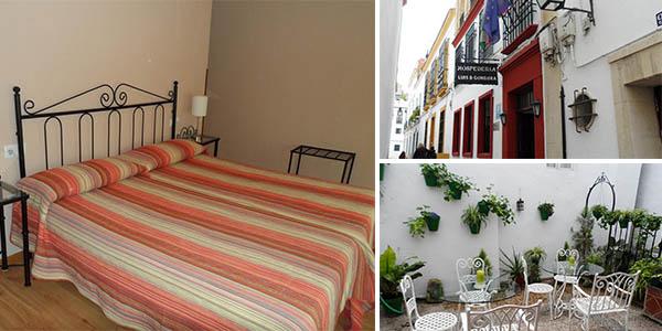 Hospedería Luis de Góngora en Córdoba chollo alojamiento en la Ruta del Califato