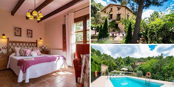 Hotel Montaña de la Cueva Ahumada alojamiento barato en Albacete